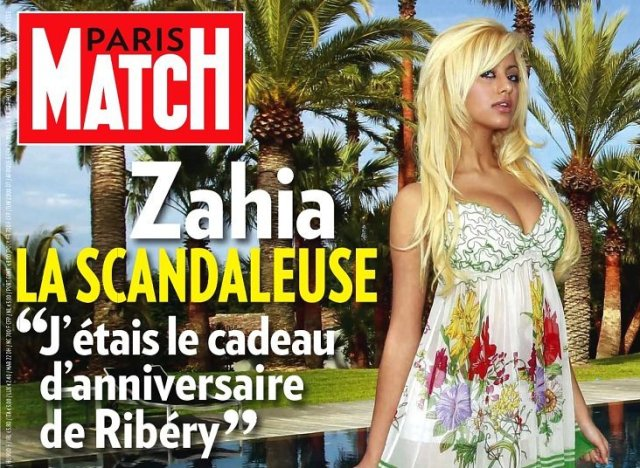 © Paris Match